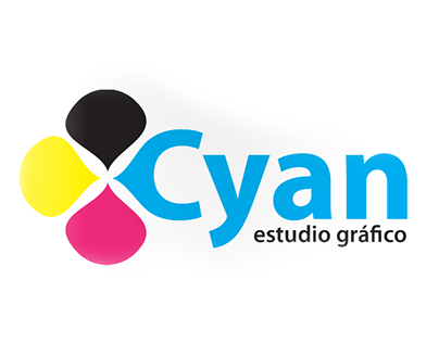 Cyan Estudio - Creación de Marca y Manual Corporativo.