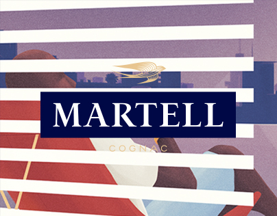 Martell Cognac Beauty Shots
