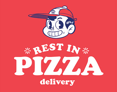 Projeto Gráfico - Rest in Pizza