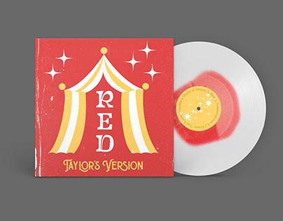 Red (Taylor's Version) Branding