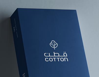 Cotton - Logo design