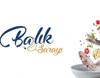 Balık Sarayı / Logo Design