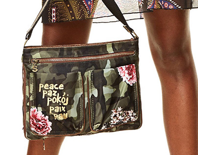 MILITARY collection / Desigual AW17 (accessories)