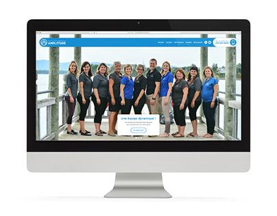 Physiothérapie Amplitude - Site web