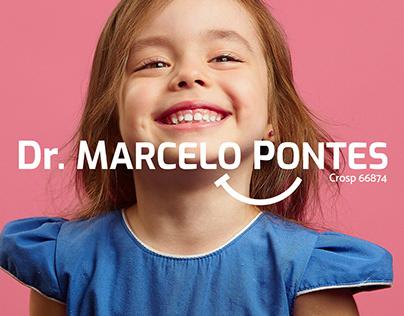 Logo - Dr. Marcelo Pontes