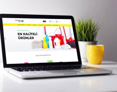 Kullan At Çarşı E-Ticaret Web Tasarım