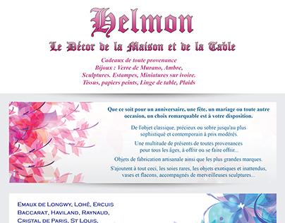 Helmon - Postal mailing