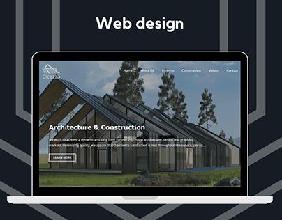 Di-Cazza Web design