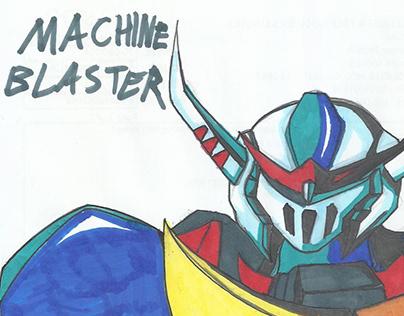 Machine Blaster Obari Style