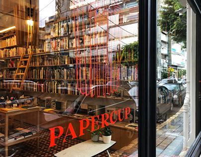 Papercup bookstore/café