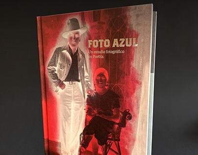 Diseño Libro FOTO AZUL