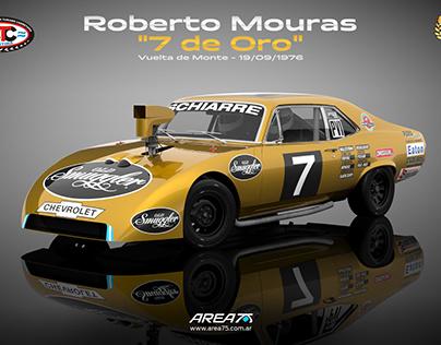 1976 TC Chevy 250 - Roberto Mouras
