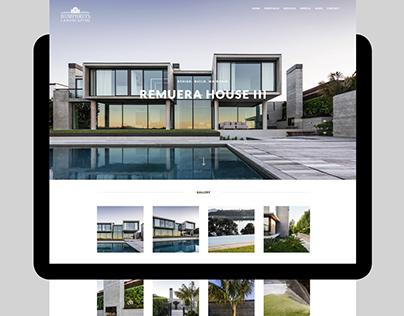 Humphrey's Landscaping Website