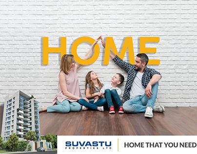 Real estate Promotional design