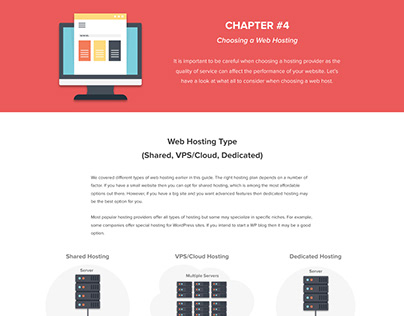 Web Hosting 101 Infographic - Chapter 4 (Choosing Host)