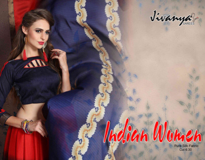 Indian Women by Jivanya Sarees