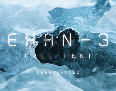 Exan-3 // Free Font