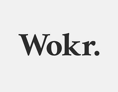 Logo - Wokr Media