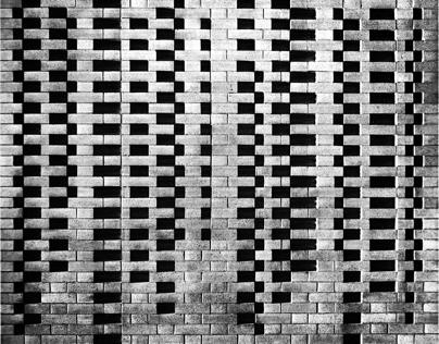 Josef Albers Brick Wall