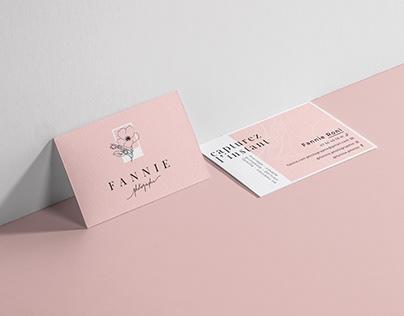 Branding - Fannie photographie