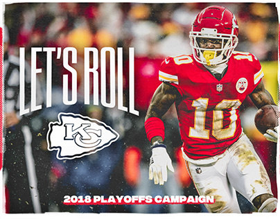 2018 Chiefs Playoff Campaign - Let's Roll