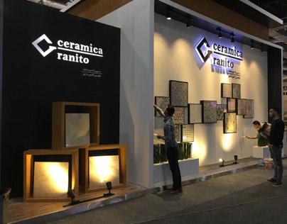 Ceramica Granito Exhibition stand ( ICS 2018 )
