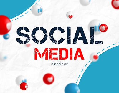 Social media post design 2021