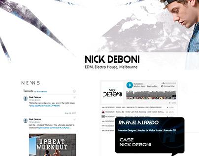 Case: Nick deboni