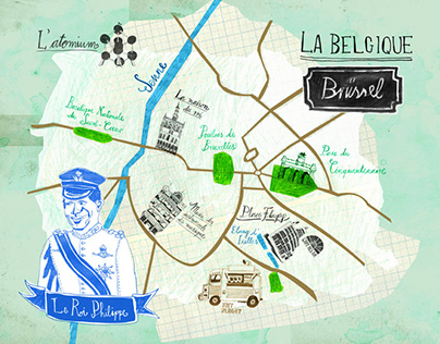ILLUSTRATION — Cities