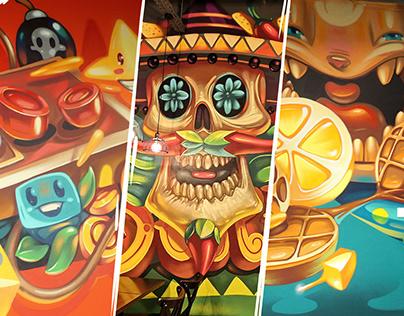 Telus Graff Interior