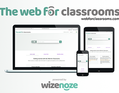Web for Classrooms - web application