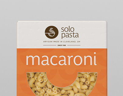 Solo Pasta Packaging