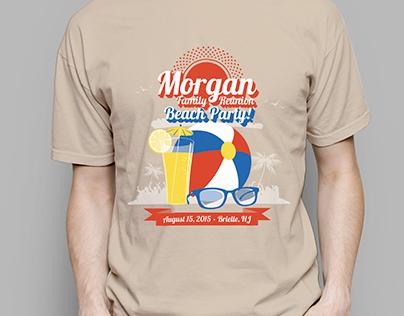 Morgan Family Reunion T-Shirts