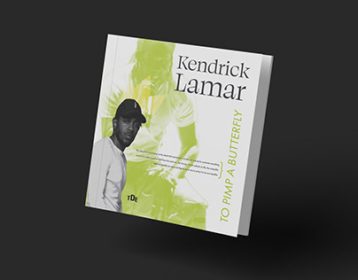 Kendrick Lamar - To Pimp A Butterfly Catalog