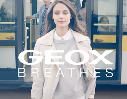 Geox Breathe - Woman