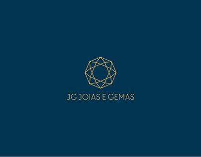 JG JOIAS E GEMAS | BRANDING