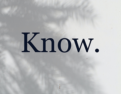 Know. - Blogging Web Application