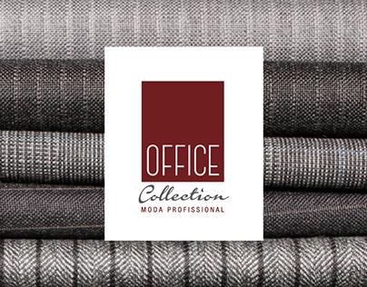 Redesign da marca Office Collection Moda Profissional