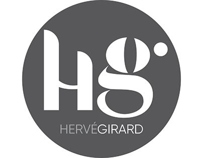 IDENTITÉ VISUELLE - CABINET DE COURTAGE HERVÉ GIRARD