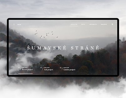 Sumavske Strane - Brand & Digital Communication