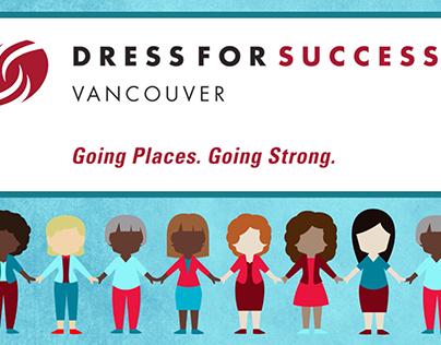 Dress For Success Vancouver - Suit Sisterhood