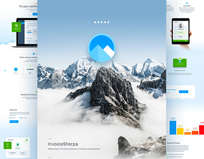 InvoiceSherpa - Redesign