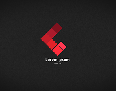 Lorem Ipsum Branding by Nikita Ovtsyn