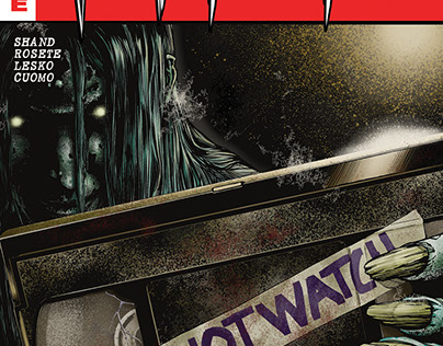 GRIMM FAIRY TALES OF TERROR #5