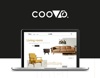 COOVO Website design