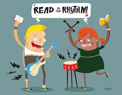 Read to the Rhythm! 2015 Teen Summer Reading Club