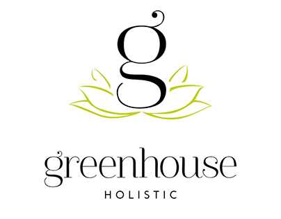 GREENHOUSE HOLISTIC Branding and Packaging