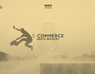 Barco Brewers | E-commerce
