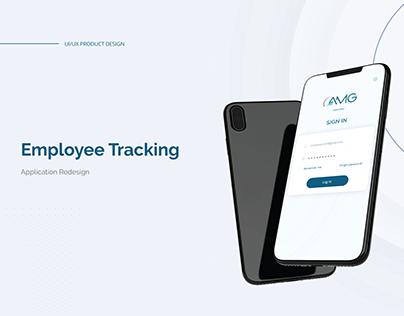 AMGtime - Mobile Application Design