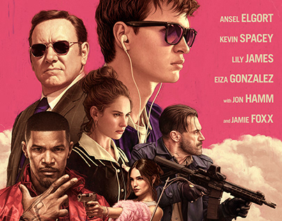 Baby Driver: Motion Poster